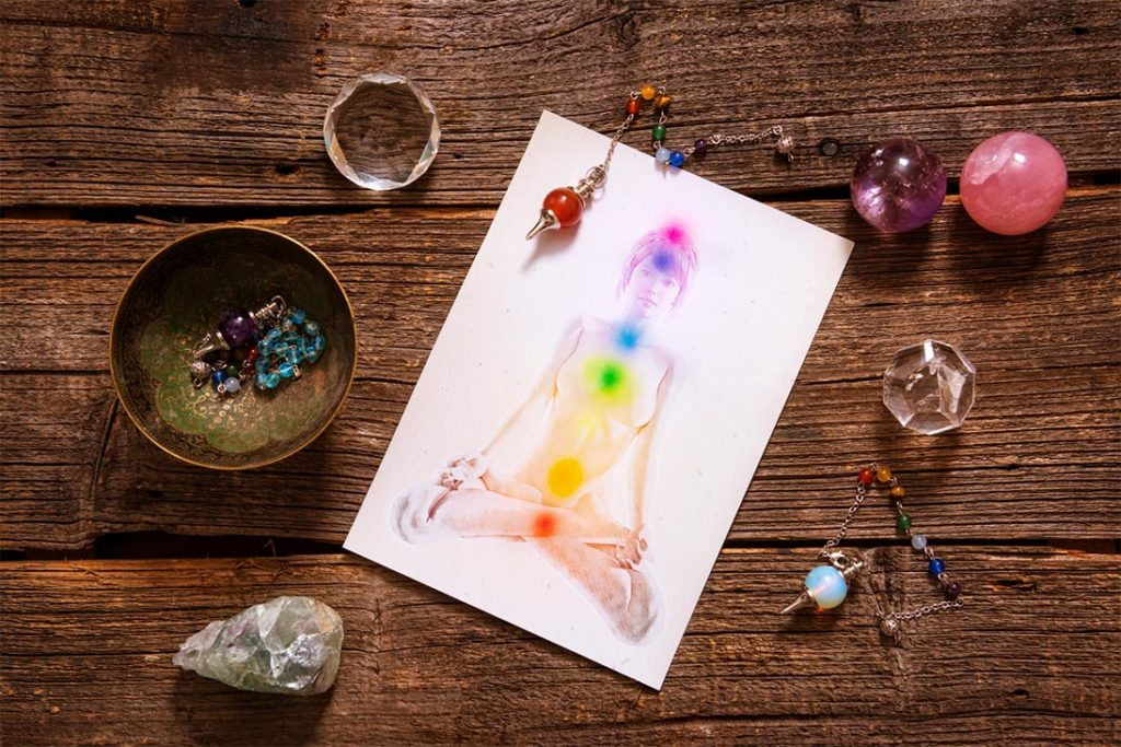 The Root Chakra & Its Role in Helping Us Stay Grounded - Yoga Pose