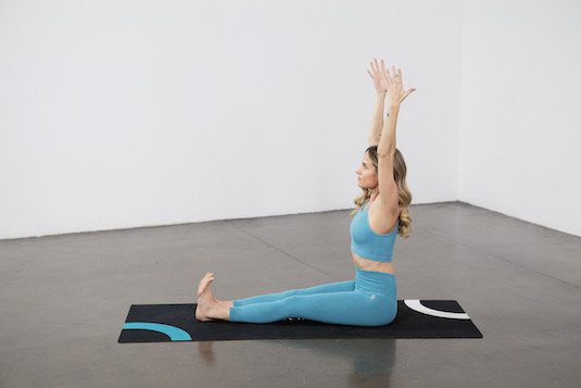 Staff Pose (Dandasana) - Yoga Pose