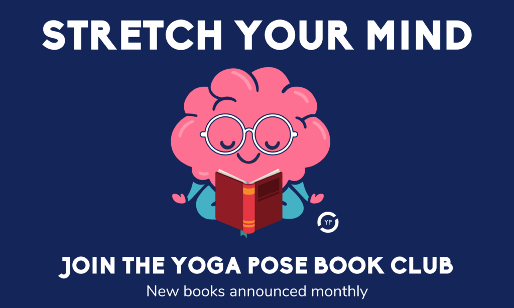 Stretch Your Mind with the Yoga Pose Book Club - Yoga Pose