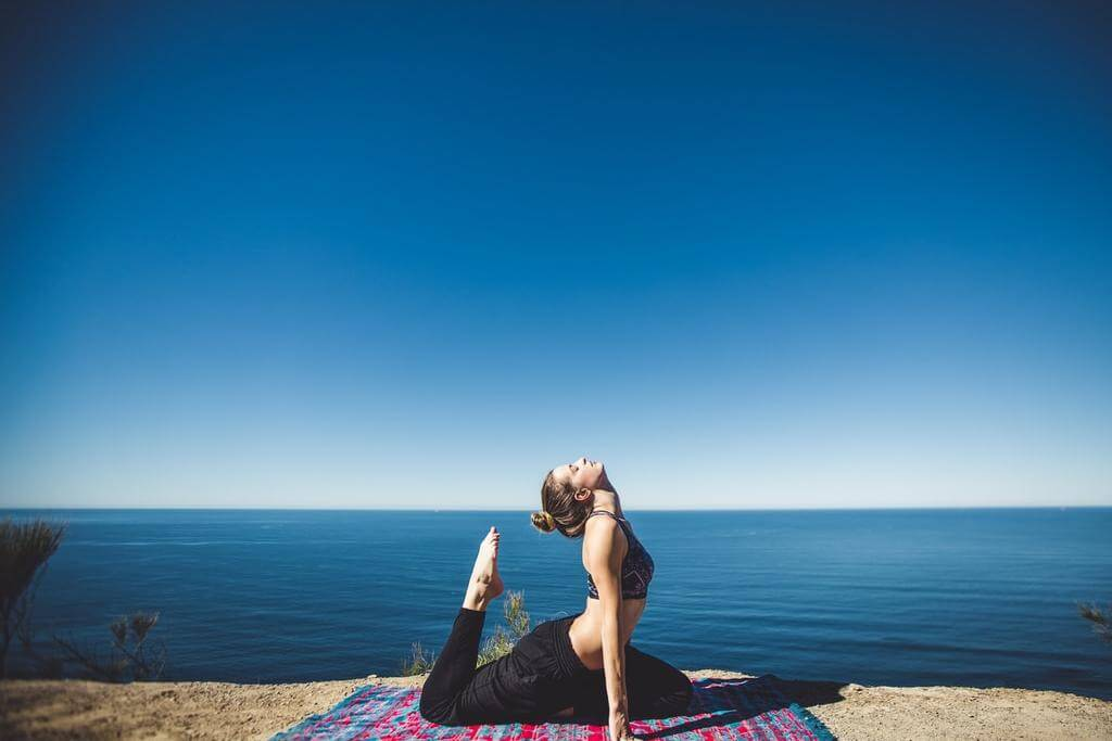 How Hip Opening Yoga Poses Can Improve Your Day