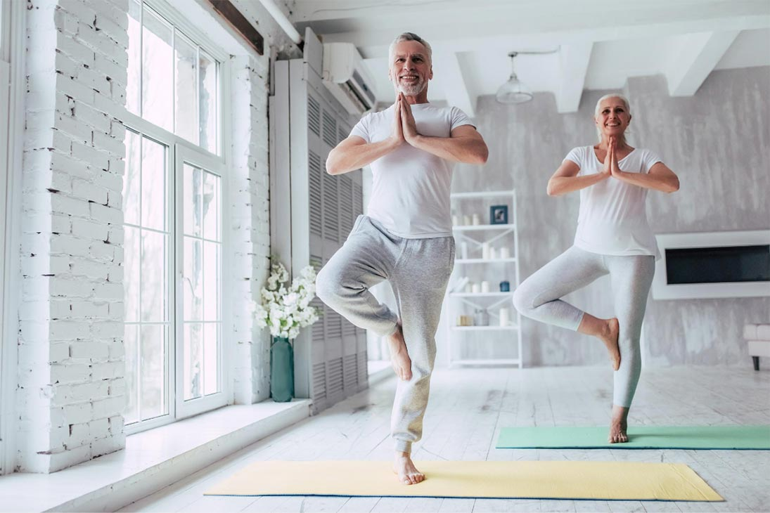 Everything You Need for Your At-Home Yoga Starter Kit - Yoga Pose