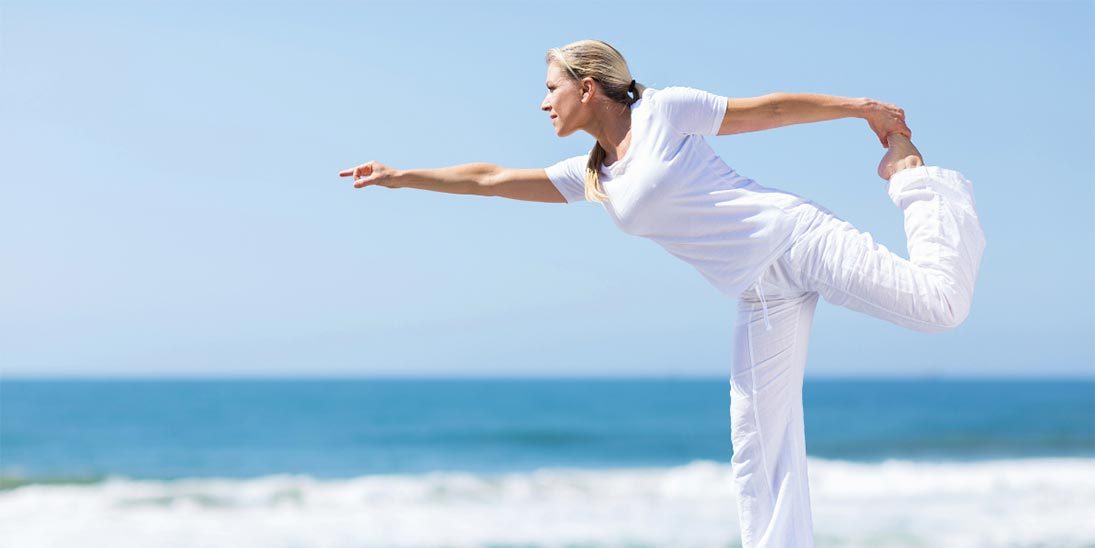 Yoga May Shape the Brain's Aging Process - Yoga Pose