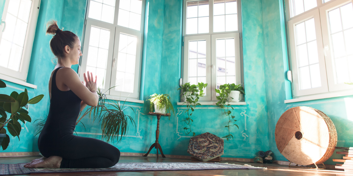 Tools for Dealing with Uncertainty During & After Election Season - Yoga Pose