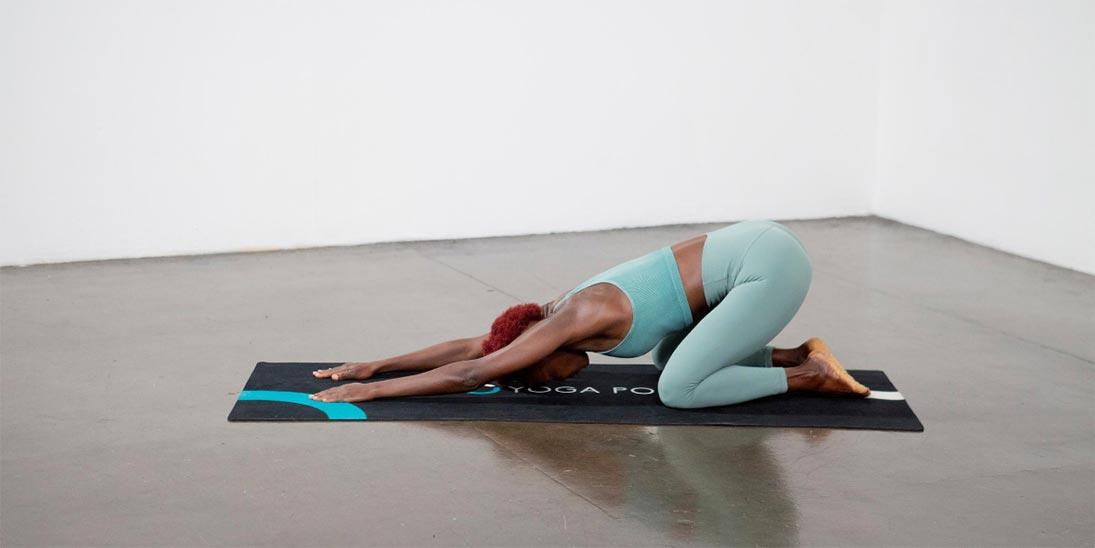 Surviving the Holidays with Yoga for Stress Relief - Yoga Pose