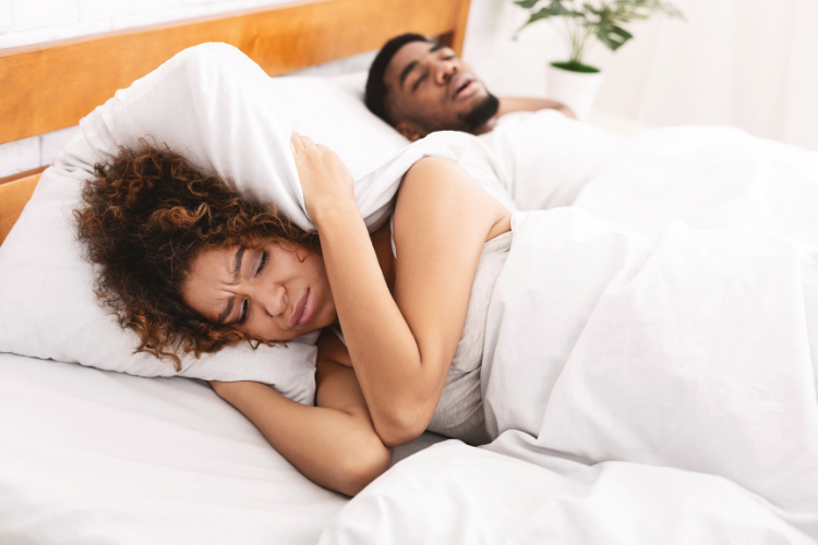 What Causes Snoring & How Can Yoga Help?
