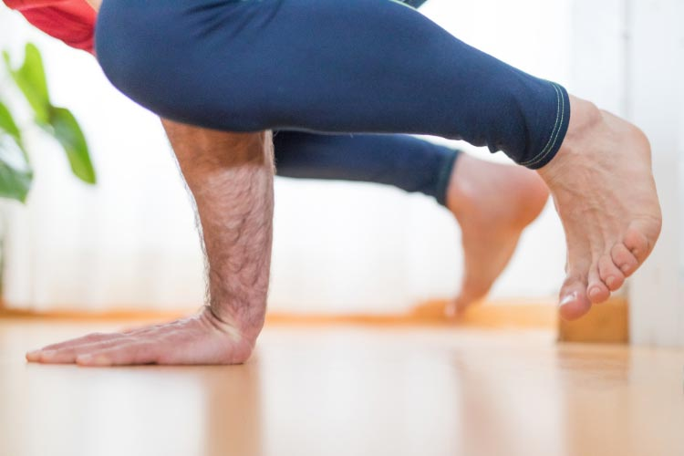How Yoga Helped One Man Cope with Multiple Sclerosis