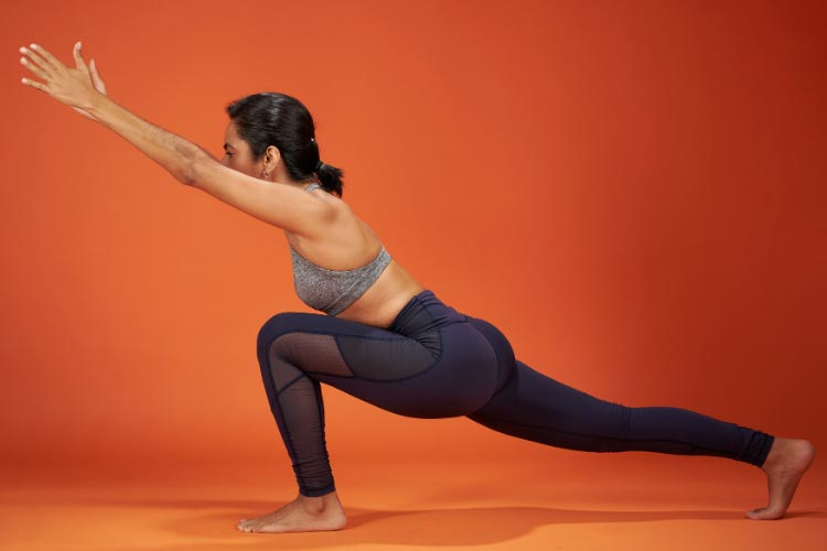 This is Why You're Struggling with Balance in Lunge Yoga Poses