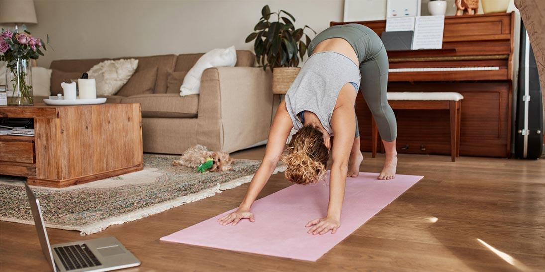 New Study Finds Yoga & Meditation Can Help Chronic Pain & Depression - Yoga Pose
