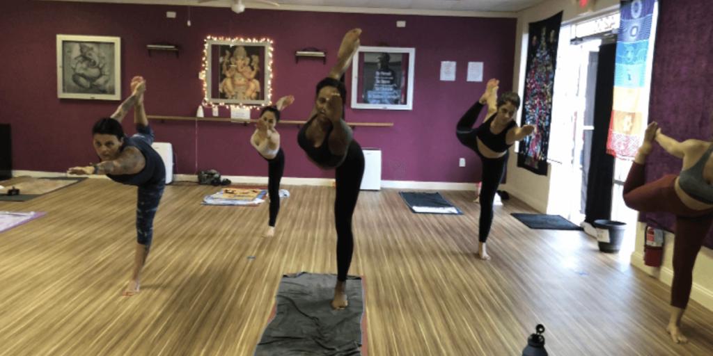 Ganesha Hot Yoga Named Yoga Pose's Favorite Studio in St. Petersburg, FL in 2021