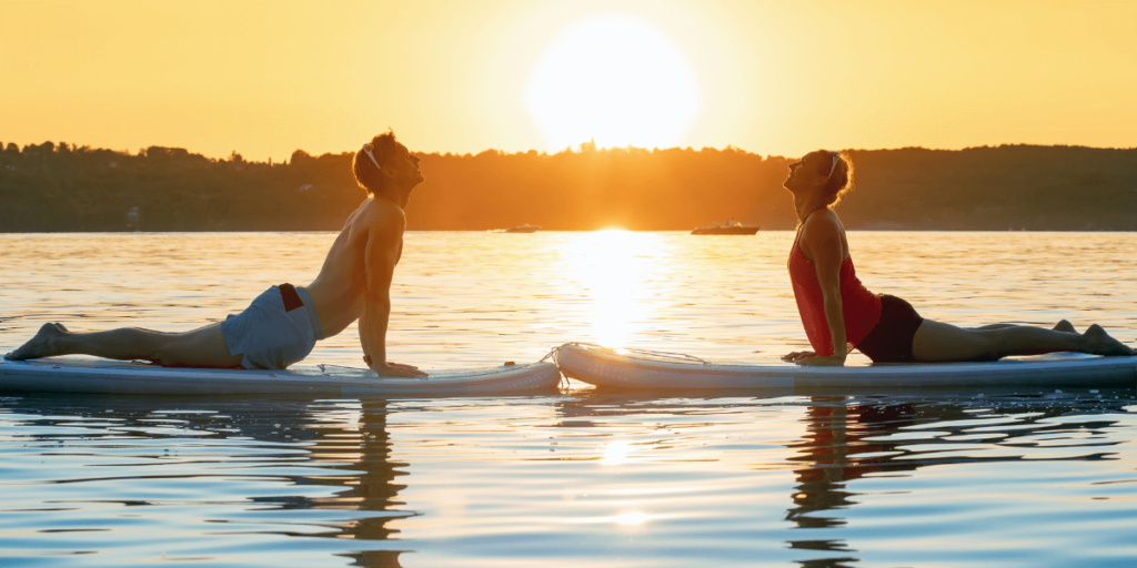 What is SUP Yoga & How Can You Practice It?