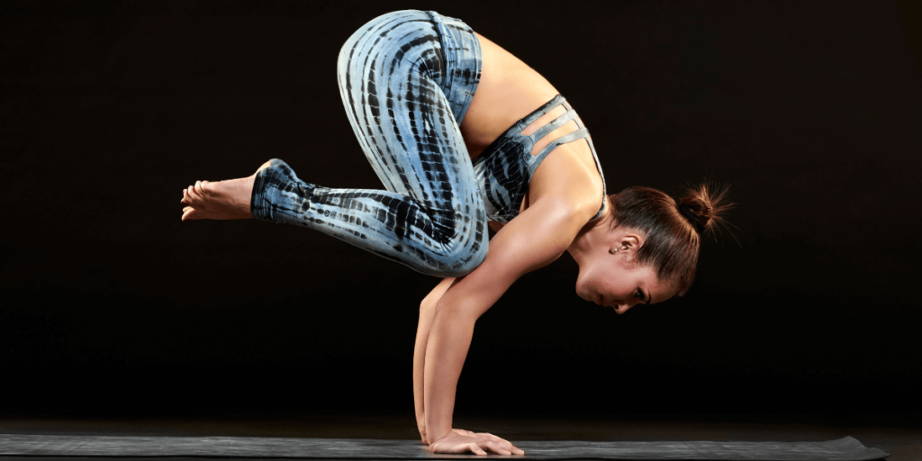 A 2011 research study shows that yoga inversions, including the crow pose, can increase a person's overall confidence, self-esteem, and body image.