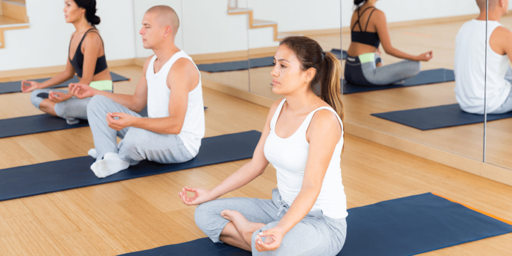 Numerous research studies have highlighted the benefits of the lotus pose.