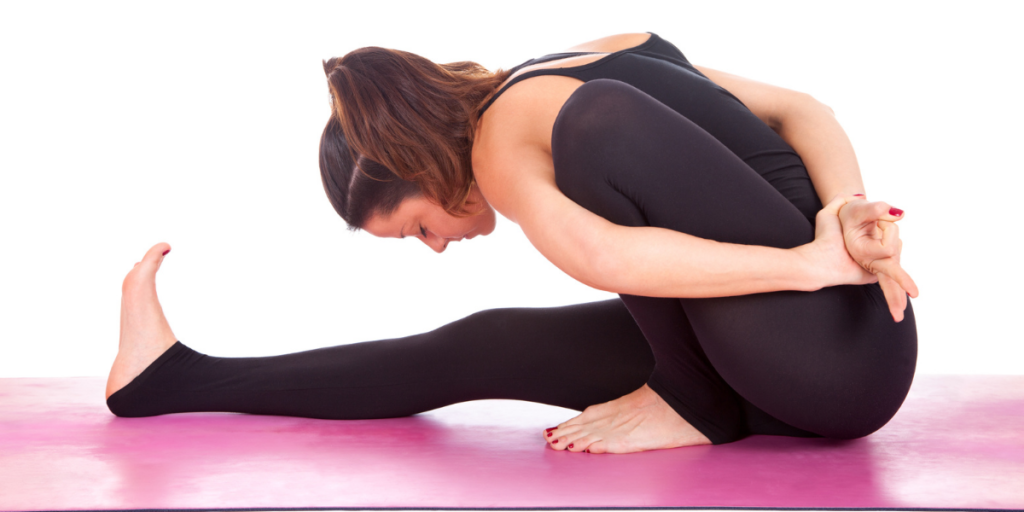 Marichyasana-I, also known as Sage Marichi A, is an excellent prep pose for the noose pose, leading to the deepening of your hip and knee flexion.