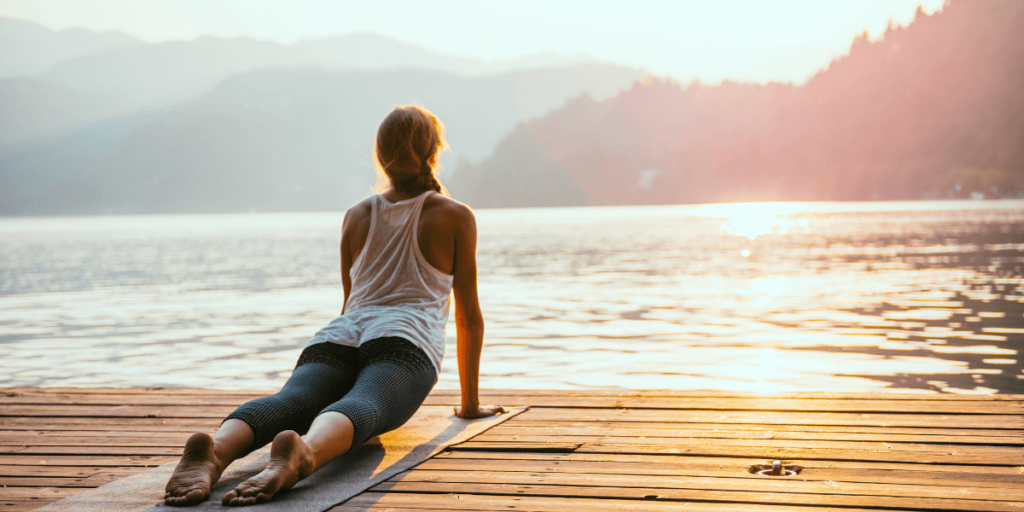 Sun Salutations for Healthy Gut